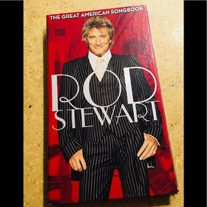 Other - ROD STEWART 4 Disc CD set